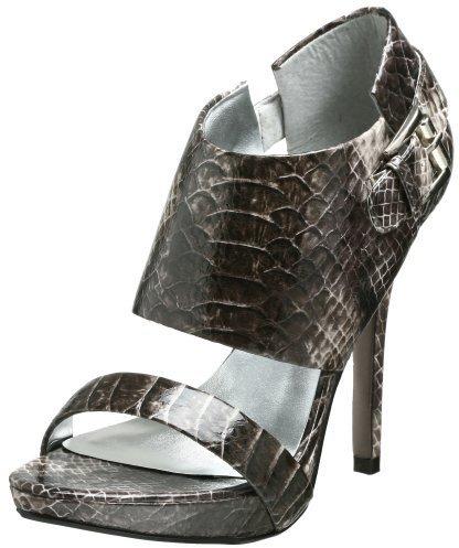 Steve Madden Women's Mercci Hi Heel Platform Gladiator Sandal