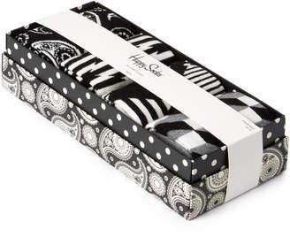 Happy Socks 4-Pack Paisley Sock Gift Box