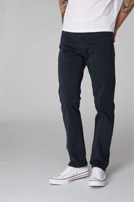 Next Mens GANT Navy Desert Twill Straight Fit Jean