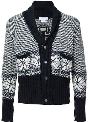 Thom Browne V-neck cardigan