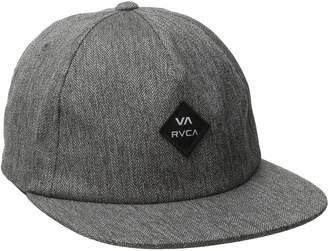 RVCA Men's Sile Five Panel Hat