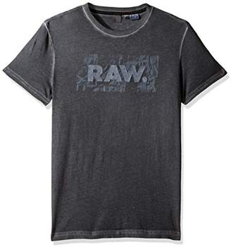 G Star Men's Most R T S/s
