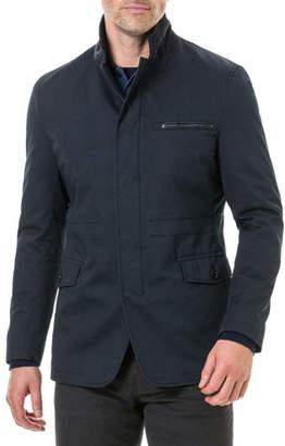 Rodd & Gunn Men's Winscombe Zip-Front Jacket
