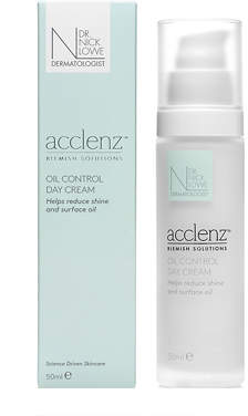 Dr Nick Lowe acclenz Oil Control Day Cream 50ml