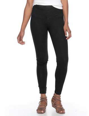 Croft & Barrow Women's Tummy Control Leggings
