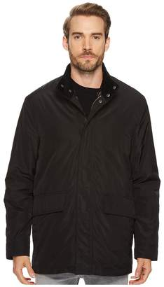 Cole Haan 32 3-in-1 Coat with Contrast Color Liner, Corduroy Collar and Knit Trim Details Men's Coat