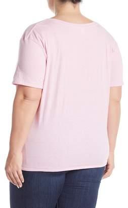 BP V-Neck Short Sleeve Tee (Plus Size)