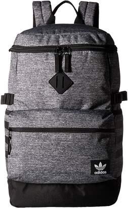 adidas National Zip Top Backpack Backpack Bags