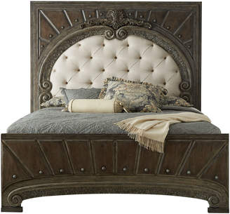 Hooker Furniture Raleigh King Panel Bed