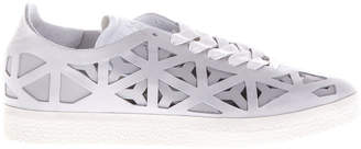 adidas Gazelle Cutout Leather Sneakers