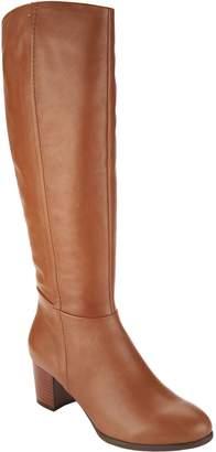 Vionic Leather Tall Shaft Boots - Tahlia