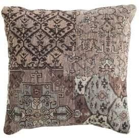 Tozai Home Damask Design Pillow