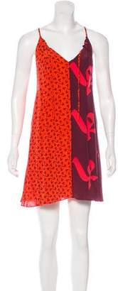 Lemlem Silk Printed Dress