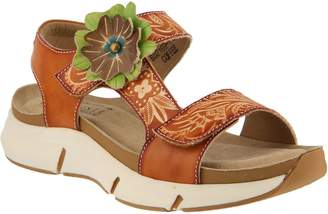Spring Step L'Artiste by Leather Sandals - Vergie