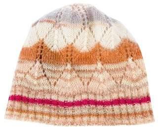 8b67bf515e6 Missoni Wool   Mohair-Blend Beanie