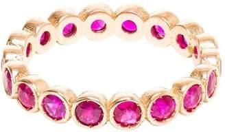 Rubie's Costume Co Jagga 18kt gold 'Dots' midi ring