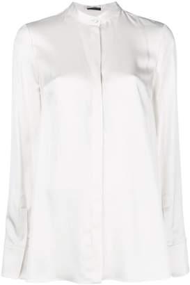 Alexander McQueen loose plain shirt