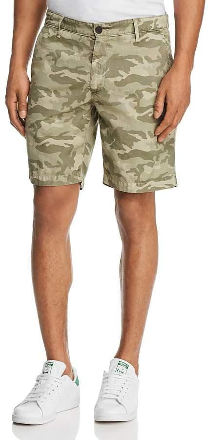 Wanderer Camouflage Regular Fit Shorts