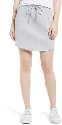 Gibson LIY CASSIDY FRENCH TERRY SKIRT