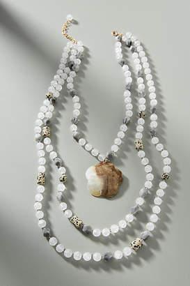 Anthropologie Jetty Island Bib Necklace