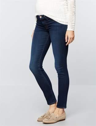 J Brand Under Belly Mama J Super Skinny Maternity Jeans- Fleeting