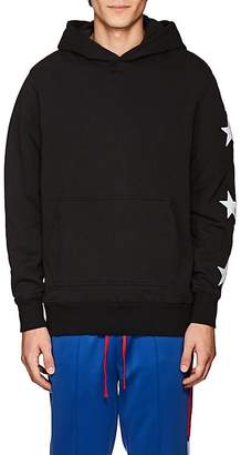 Ovadia & Sons Men's Appliquéd Cotton Terry Hoodie