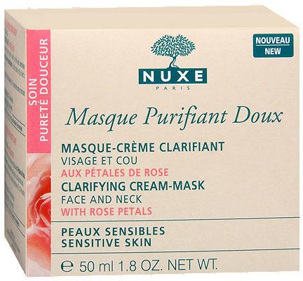 Nuxe Clarifying Cream-Mask