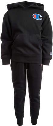 Champion Toddler Boys 2-Pc. Heritage Fleece Hoodie & Pants Set