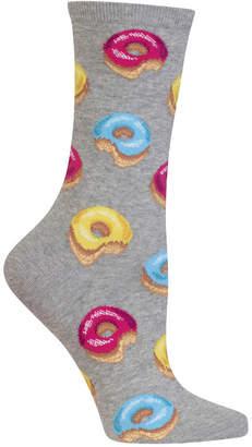 Hot Sox Women's Doughnuts Socks
