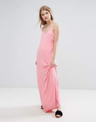 Vila Slinky Cami Maxi Dress