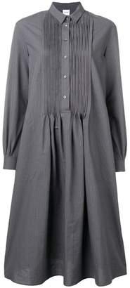 Aspesi pinstripe shirt dress