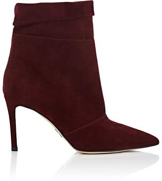 Paul Andrew Women's Banner Suede Ankle Boots