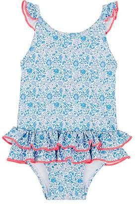 Sunuva Floral One-Piece Swimsuit