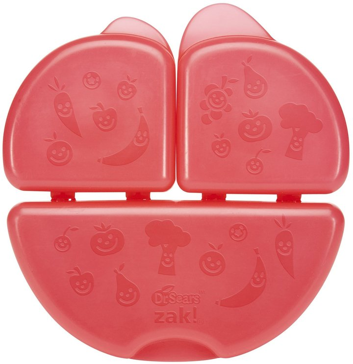 Sears Dr. Snack Container - Red - 12 Months