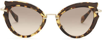 Miu Miu Mu05s cat-eye sunglasses