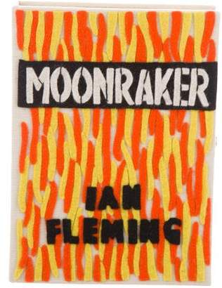 Olympia Le-Tan Moonraker Book Clutch