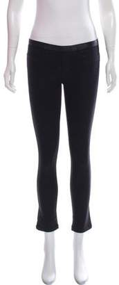 Helmut Lang Coated Leggings