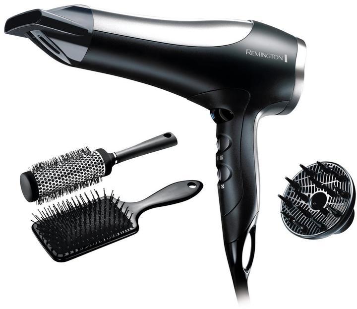 D5017 Luxe 2100 Watt Hairdryer Set