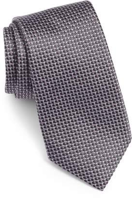 BOSS Textured Silk Tie