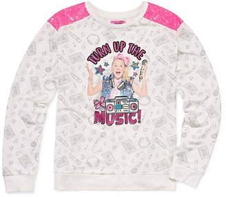 Jo-Jo JOJO JoJo Siwa Long Sleeve Sweatshirt Girls