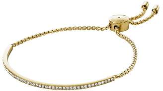 Michael Kors Pavé Slider Bracelet $95 thestylecure.com