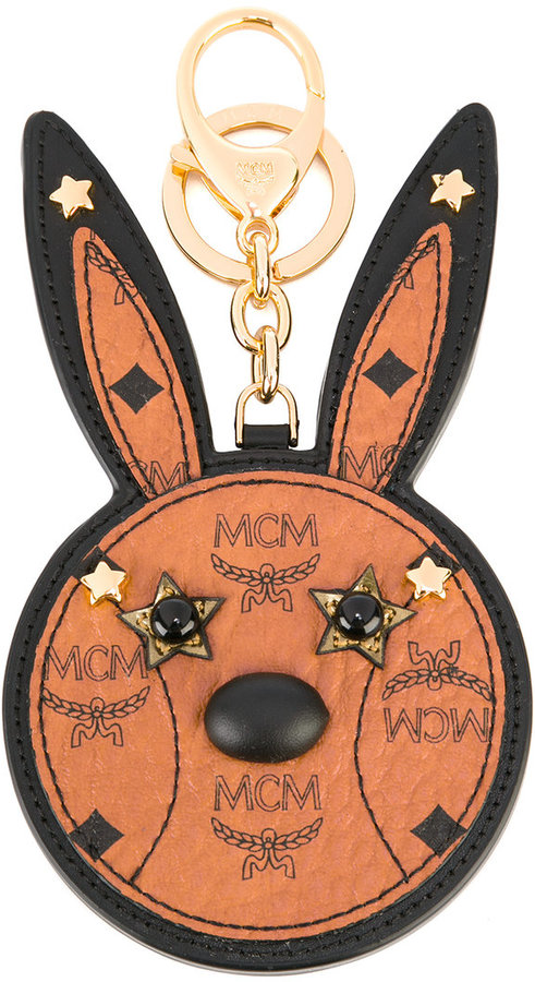 MCMMCM bunny keyring