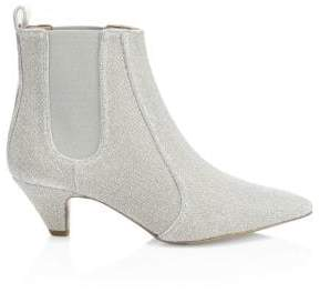 Tabitha Simmons Effie Lurex Ankle Boots