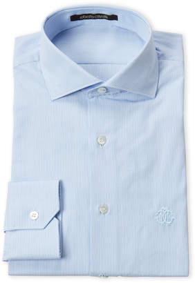 Roberto Cavalli Mini Check Dress Shirt