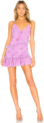 NBD Glitter Mini Dress