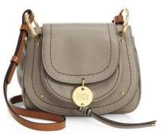 See by Chloe Susie Mini Leather Saddle Bag
