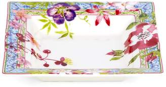 Gien Millefleurs Large Square Candy Tray