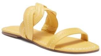 Bernardo Mirian Double Strap Leather Sandal