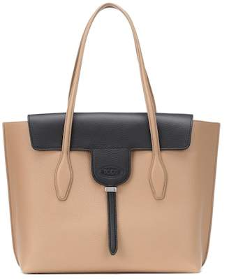 Tod's Joy Medium leather tote bag