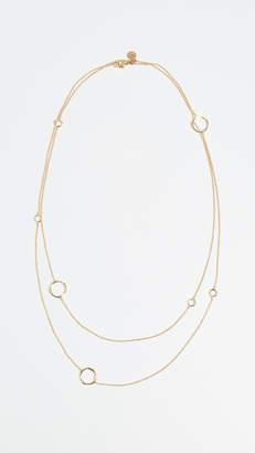 Gorjana Quinn Delicate Wrap Necklace